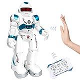 BLUELF RC Robot for Kids, Remote Control Robot Intelligent...