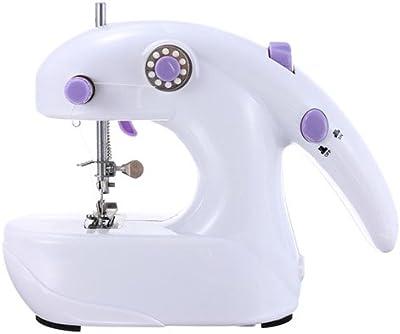 Bluelover Máquina De Coser Hogar Costura DIY Portable Herramienta ...
