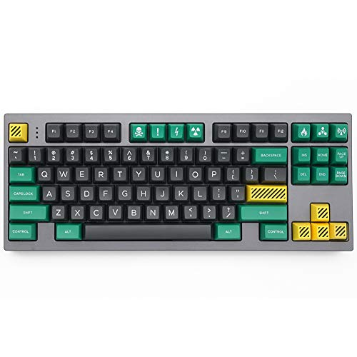 Mechanical Keyboard Multicolor Programming Office Keyboard