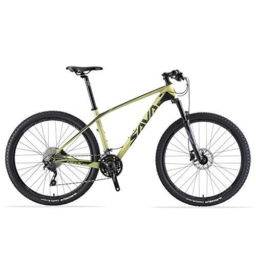 Savadeck Deck300 Carbon Fiber Mountain Bike | Amazon