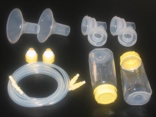 Top 10 Best medela pump in style advanced breast pump tote and feeding starter kit bundle Reviews