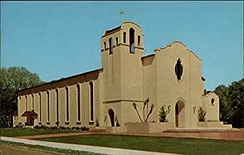 St. Peter's Catholic Church Deland, Florida Original Vintage Postcard