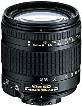 Nikon 28-200mm f/3.5-5.6G ED IF Autofocus Nikkor Zoom Lens (Discontinued by Manufacturer)