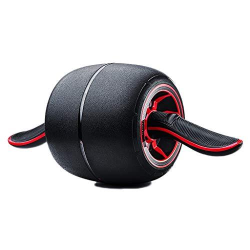 Stone Home Selbst Rebounds Abdominal Fitness Rad Heimfitnessgeräte for Ausbildung und Abfahren des Bauchtrainingsgerät (Color : A)