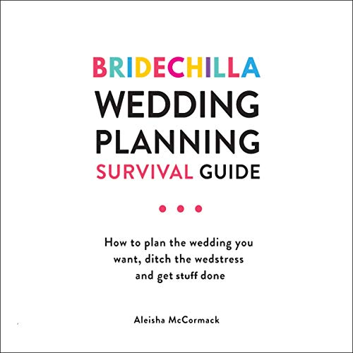Bridechilla Wedding Planning Survival Guide cover art
