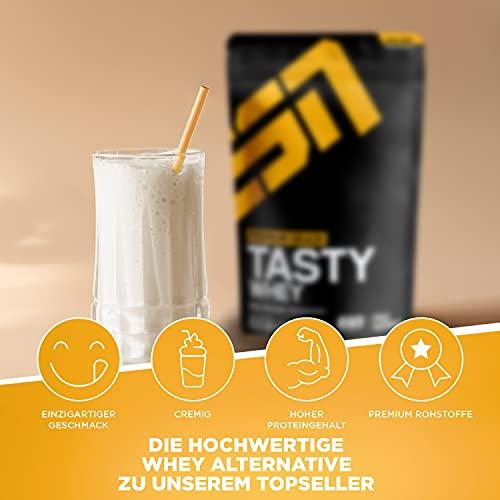 ESN Tasty Whey, Pro Series, Chocolate, 1er Pack (1 x 1000g Beutel) - 2