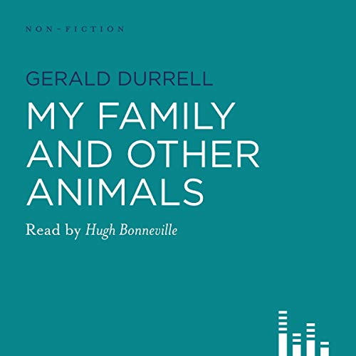 『My Family and Other Animals』のカバーアート
