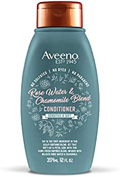 Aveeno Scalp Soothing Rose Water and Chamomile Blend Conditioner