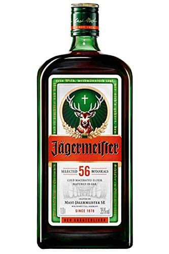 Jagermeister - Licor, Amaro, 1 l