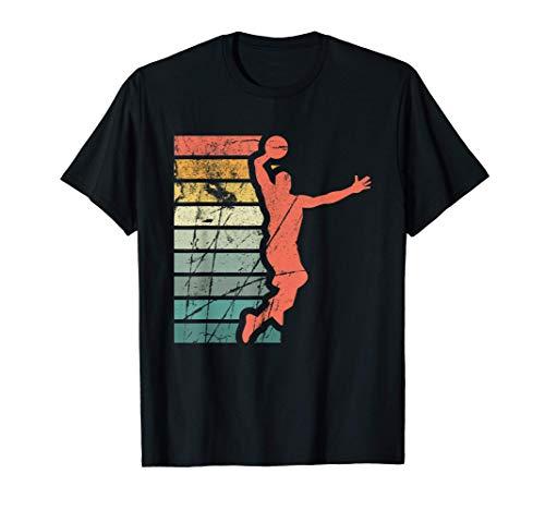 Camisa de jugador de baloncesto de regalo de los chicos Camiseta