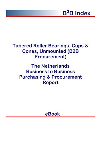 Tapered Roller Bearings, Cups & Cones, Unmounted (B2B