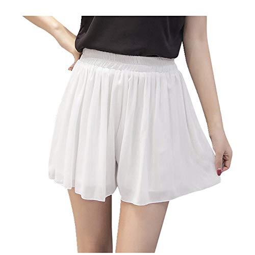Pantalones Cortos de Verano Señora de Gran Tamaño Ropa