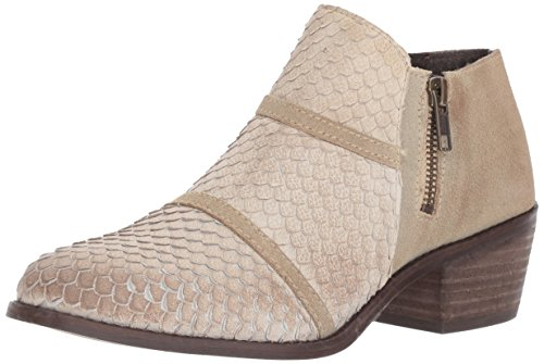 Charles by Charles David Women's Farren Ankle Boot, Sand, 8.5 Medium US