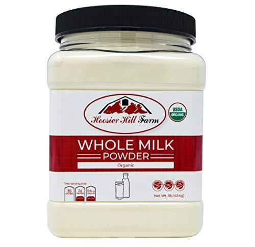 Organic Milk Powder