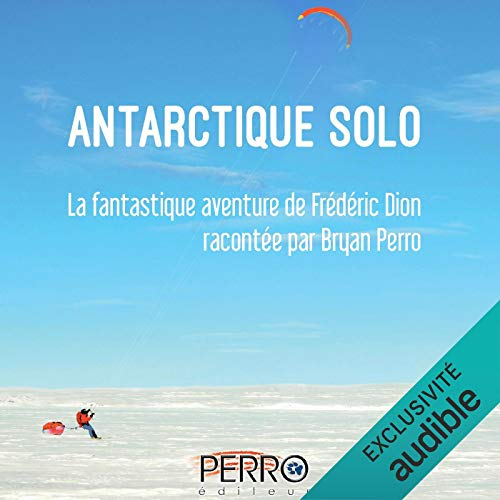 Antarctique solo cover art