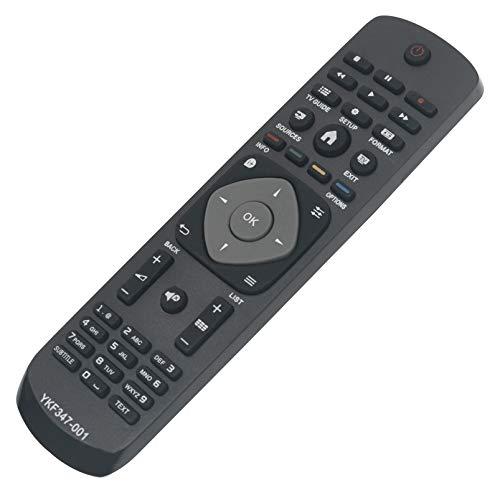 ALLIMITY YKF347-001 Control Remoto Reemplazar por Philips UHD TV 22PFS4232 22PFS5303 22PFT4022 22PFT4232 22PFT5303 24PFS4022...