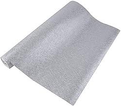 /Papier Peint Intiss/é 6862 01/686201/Blanc uni paillettes Erismann 6858/