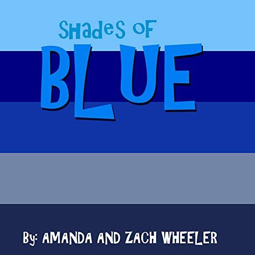 SHADES OF BLUE (BLOCK HEADZ Book 23) (English Edition)