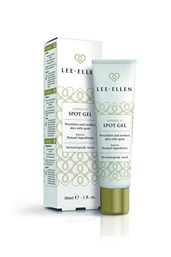 LEE-ELLEN Lovely U Spot Gel - Suitable for Acne skin - Skin Clearing Spot Treatment Gel - Pimple Cream - Dermatologically Tested Quick Relief Zit Cream for All Skin Types - Quickly Combat Break Outs and Enjoy Clear Skin - Spot Treatment for Face
