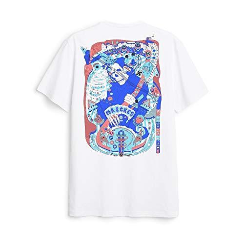 Maeckes - Filpper 2.0, Shirt, Farbe: Weiß, Größe: XXL