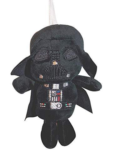 "Price comparison product image Hallmark Star Wars 6"" Plush Stuffed Darth Vader Christmas Ornament"