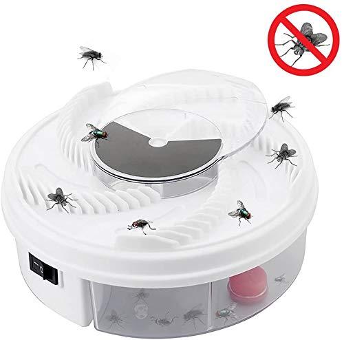 LVYE1 LAMP Effektive Elektrische Fliegenfalle Pest Device Insektenfänger Automatische Fliegenfänger Fliegenfalle Fangartefakte Insektenfalle USB-Stecker