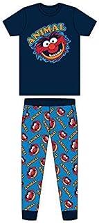 Pijama de Batman Spiderman Superman Avengers Jurassic Park Harry Potter para hombre y adultos, diseño de Batman Spiderman Superman Vengadores, talla S-XL