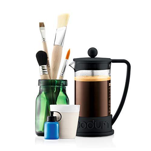 BODUM ボダム BRAZIL ブラジル フレンチプレス コーヒーメーカー 350ml ブラック【正規品】 10948-01J