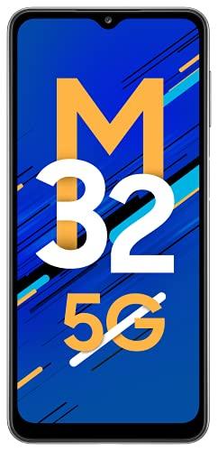Samsung Galaxy M32 5G (Slate Black, 6GB RAM, 128GB Storage) INR 2000 Off on ICICI Bank Credit Cards