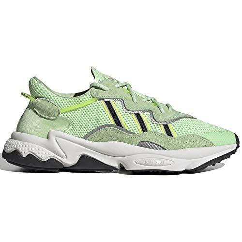 Adidas Ozweego EE6466 - Zapatillas para Hombre, Color Verde/Negro/Amarillo