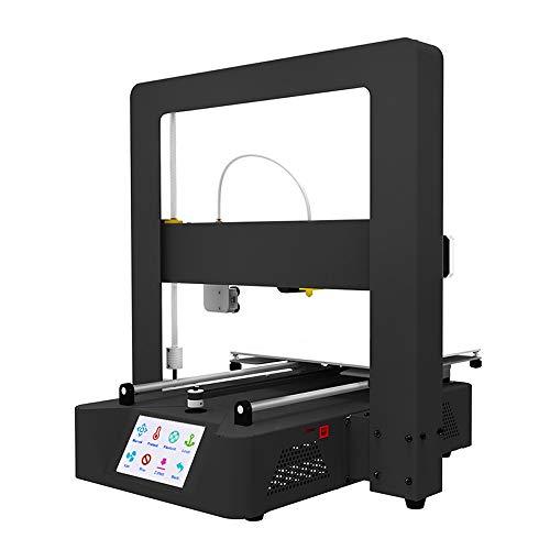 L.J.JZDY Imprimante 3D Tronxy 3D Imprimante X6A Modèle Full Full Metal Frame Perte de Puissance de Niveau Automatique Heatbed Reprendre à Imprimer LCD Tactile de détection de Filament