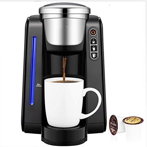 JGSDHIEU Koffiezetapparaat, koffiezetapparaat, cup, single cup, koffiezetapparaat, automatische koffiezetmachine