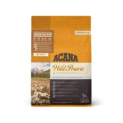 ACANA Regionals Dog Wild Prairie kg. 2 Cibo Secco Senza Cereali per Cani, Multicolore, Unica