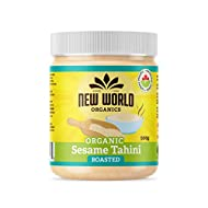 New World Foods Sesame Tahini, Roasted Organic 500g