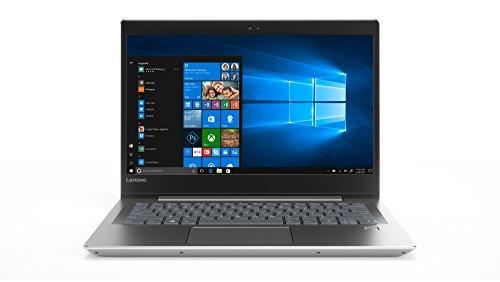 "Lenovo Ideapad 520S-14IKB - Ordenador portátil de 14"" FullHD (Intel Core i7-8550U, 8 GB RAM, 512 GB SSD, Intel UHD 620, Windows 10 Home) gris - Teclado QWERTY Español"
