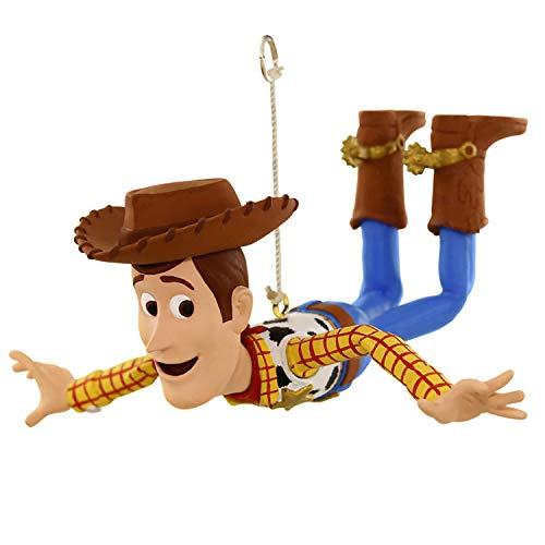 Hallmark Keepsake Christmas Ornament 2019 Year Dated Disney/Pixar Toy Story Woody is on a Mission