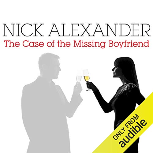 The Case of the Missing Boyfriend cover art