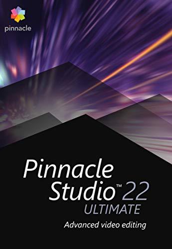 Pinnacle Studio 22 | Ultimate | PC | Código de activación PC enviado por email