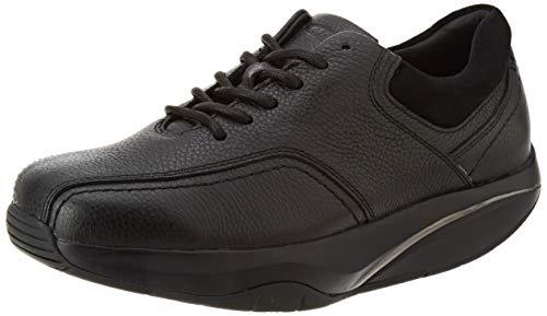 MBT Herren Ajani M Black/43 Sneakers, Schwarz (Black 03f), 43 EU