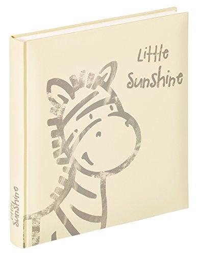 walther design UK-150 Babyalbum Little Sunshine, weiß, 28 x 30,5 cm