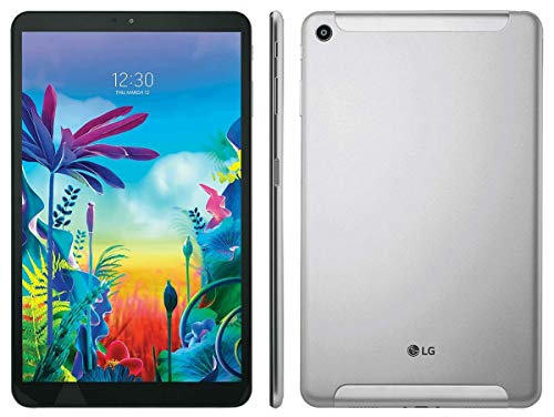 LG G Pad 5 LM-T600 10.1   32GB Wi-Fi + Cellular T-Mobile 4G LTE Tablet (T-Mobile Locked, Silver)
