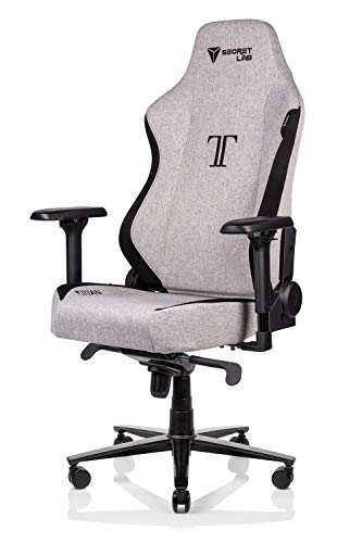 Secretlab Titan 2020 Softweave Fabric Gaming Chair - Cookies & Cream big chair gaming tall