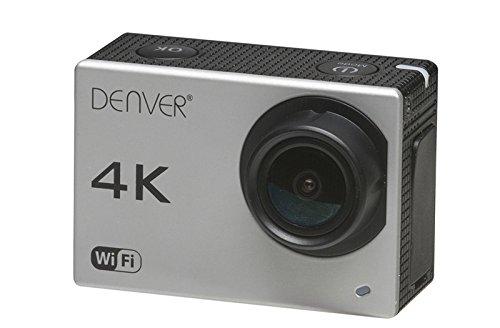 Denver ACK-8060W 4K Action-Kamera (WiFi/Wasserdicht) schwarz