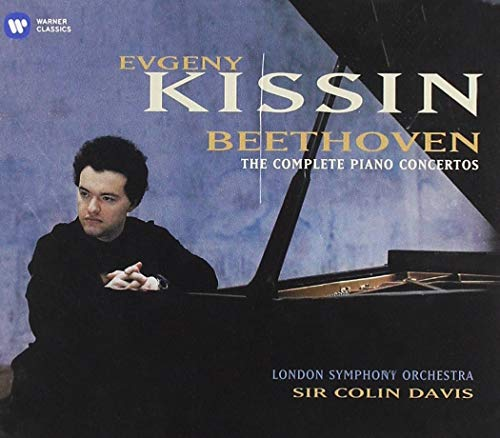 Beethoven: The Complete Piano Concertos [Gesamtaufnahme]