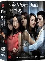 Thorn Birds Korean Tv Drama Series Dvd NTSC All Region (Korean / Mandarin Audio with English/ Chinese Sub) 5 Dvds 20 Episodes