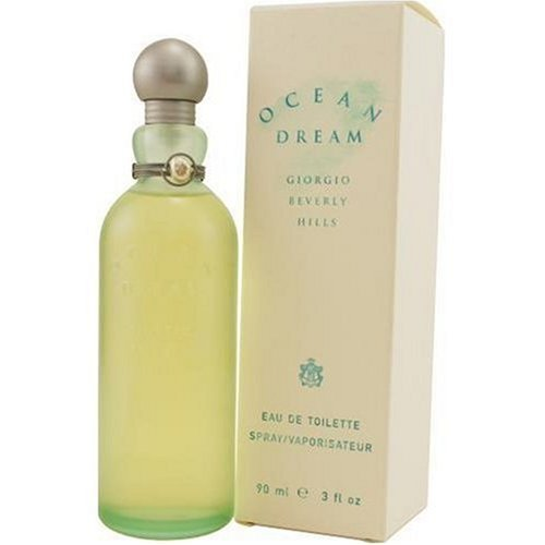 Ocean Dream POUR FEMME par Designer Parfums - 90 ml Eau de Toilette Vaporisateur
