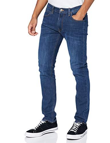 Lee Herren Luke Jeans, Dark Westwater, 31W / 32L