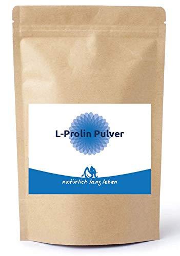 L-Prolin Pulver 100 g vegan | Aminosäure