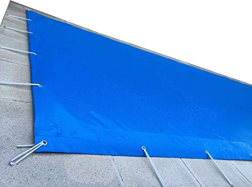 Ubbink Couverture hivernage de securite pour Piscine Bois 4.7 x 8.6 m - nortland 7514094