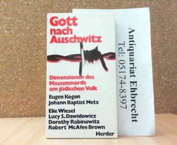 Gott nach Auschwitz
